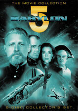Babylon 5 - The Movie Collection (Keepcase) New DVD