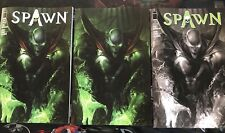 SPAWN #284 Cover Lot Set MATTINA Reg B&W VIRGIN Image Comics High Grade