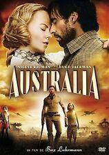 DVD *** AUSTRALIA *** avec Nicole Kidman, Hugh Jackman