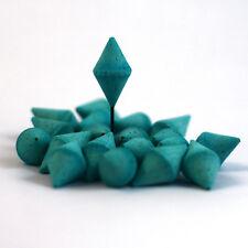 BALSA DIAMOND POLE FLOAT BODIES (POLE FLOAT MAKING) (FLOAT MAKING)