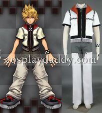 Kingdom Hearts Cosplay Costume - Roxas Outfit 1st