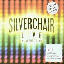 Live from Faraway Stables: Across the Great Divide Tour by Silverchair (CD, Nov-