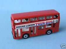 Matchbox MB-17 Titan Bus Around London Tour Tourist Bus