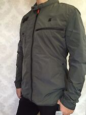 G STAR RAW HAMZERNYLON BIKER overshirt/windbreaker/jacket, size XL,NEW