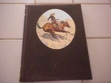 Time Life Old West Book The Cowboys