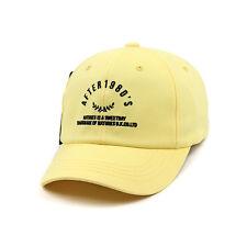 Unisex Mens Teamlife After 1980's Baseball Cap Adjustable Trucker Hats Yellow