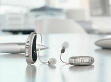 Siemens Signia Pure 2px Ric Hearing AIDS With Receivers