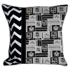 NEW NHL LA Los Angeles Kings California Hockey Decorative Throw Pillow