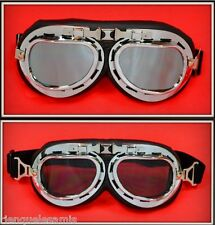 LOT 2 PAIRS Sunglasses / route [T-011+T-010] motorcycle custom solex climax
