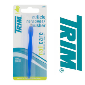 TRIM Cuticle remover & pusher - easily removes cuticles - 12140