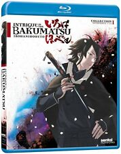 Intrigue in the Bakumatsu - Irohanihoheto Collection 1 BLURAY (814131011329)