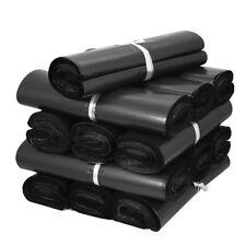 Black Mailers Shipping Envelopes Self Sealing Plastic Mailing Bag 20/50/100