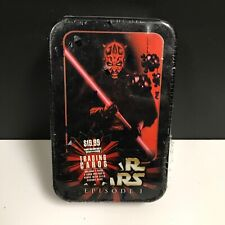 Star Wars TOPPS Trading Cards Star Wars Episode 1 Darth Maul Jedi Empire Yoda