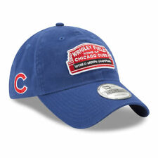 Chicago Cubs New Era MLB Wrigley Field Home of Sign Champions DAD Cap Hat Men's