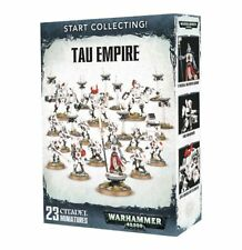Start Collecting Tau Empire Warhammer 40K Games Workshop NIB Flipside