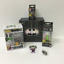 Funko Pop - The Joker DC Gamer Box CHASE - Gamestop EXCLUSIVE NEW - IN HAND 296