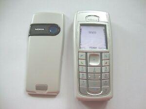 GENUINE NOKIA 6230i MOBILE PHONE, UNLOCKED, PERFECT FASCIA & MAINS PLUG