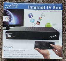 Superwonoc Internet Tv Box SC-66G