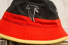 Falcons Bucket Hat. Vintage Mitchell & Ness Hat