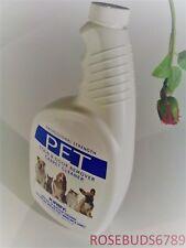 Kirby shampoo Vacuum Carpet Rug Pet Stain Odor Remover 22oz Spray Spot Remover