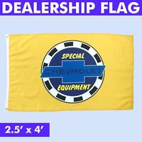 Holley Dealer Flag hot rod street rod 32 ford chevy sbc mustang duce nova chevy