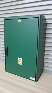 GRP Electric Meter Box W605 x H930 x D320mm GRP Cabinet , GRP Electric Enclosure