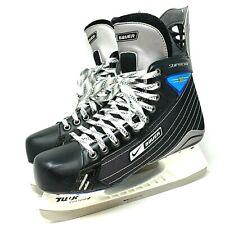 Nike Bauer Supreme 30 Sz 9.5 EE (11 Shoe Size) Ice Hockey Skates TUUK Custom+