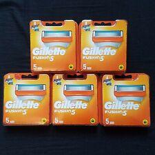 Gillette Fusion 5 X5 ( 25 Recharges )