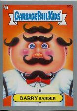 Garbage Pails Kids 2014 Series 1 Silver Parallel Base Card 52b BARRY BARBER