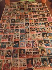 1974-75 OPC UNCUT SHEET, ORR, ORR ALLSTAR,SMITH,POTVIN,ESPOSITO,DAVIDSON