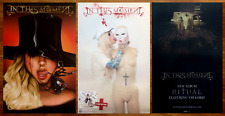 IN THIS MOMENT Blood / Black Widow / Ritual Ltd Ed 3 New RARE Posters Lot! ITM