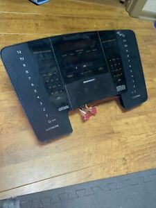NordicTrack A2550 Treadmill Console and manual