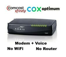 Arris TM822G DOCSIS 3.0 8x4 Cable VoIP Telephony Modem Comcast Xfinity SEALED
