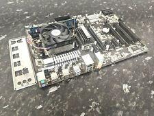 AMD Phenom II X6 CPU 4GB Kingston DDR3 GIGABYTE GA-970A-DS3P Combo Working EE707