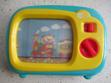 Educational Developmental Baby Toy TV Television with Screen Move and Sound
