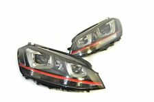 Neu original KOMPLET SCHEINWERFER GOLF GTI VII LED-BIXENON 5G1941033A+5G1941034A