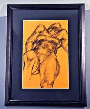 Akt- & Erotik-Originalzeichnungen (ab 1950)