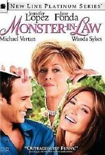 MONSTER-IN-LAW DVD MOVIE *NEW* AUS EXPRESS