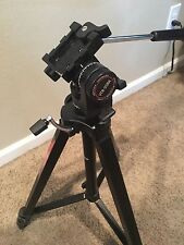 Coast Red Accent Model VTR-95RA Super-Lite Tubular Camera Tripod New in Box