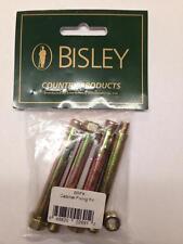 Bisley gun cabinet fixing kit - shotgun rifle safe screws