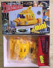THUNDERBIRDS MINI 004 International Rescue Thunderbird 4 AOSHIMA MODEL KIT NEW