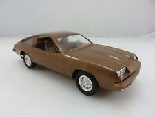 1978 CHEVY CHEVROLET MONZA 2+2 Brown PROMO Model Car