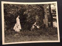 Ref85 Ancienne Photo Vintage Env 9/12,5 Cm Voir Photos Pour Plus Détails