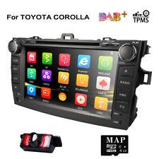 Car Stereo for Toyota Corolla 2007-2011 Autoradio DVD GPS Multimedia Navigation