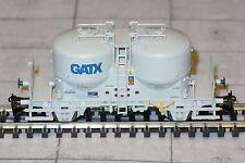 PIKO 47753 - Spur TT -  Zementsilowagen Ucs-v - GATX - Epoche V