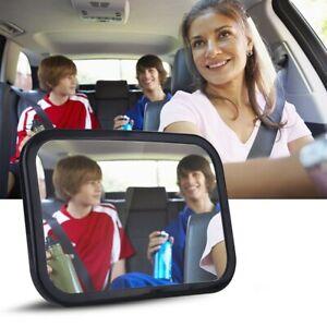 Grand Large Bébé Enfant sécurité Auto Siège Arrière Miroir Easy View Facilement