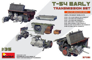 MiniArt 37051 T-54 Early Transmission Set 1/35