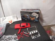 Model Kit Pontiac Firebird Trans AM 80