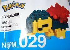 Cyndaquil Pokemon Nanoblock Micro Sized Building Block COnstruction Toy NBPM029