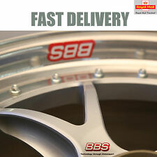 1x 500ML Tin German BBS Racing Silver Base Paint E50 E88 RS RS2 NEW